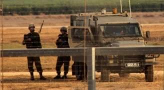 اعتقال فلسطينيين اجتازا الجدار الحدودي جنوب قطاع غزة