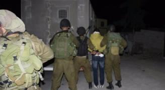 اصابات واعتقالات في الضفة الغربية