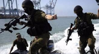 الاحتلال يعتقل ٤ صيادين شمال قطاع غزة