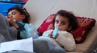 ٣٢ % من وفيات الكوليرا في اليمن 'أطفال'