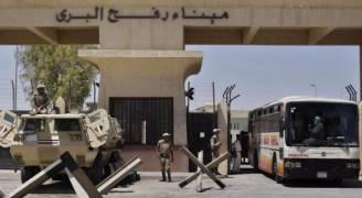 مصر تلغي فتح معبر رفح بسبب هجمات سيناء