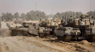 توغل محدود لآليات الاحتلال شمال القطاع