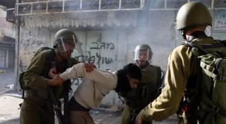 الاحتلال يعتقل ١٦ فلسطينيا