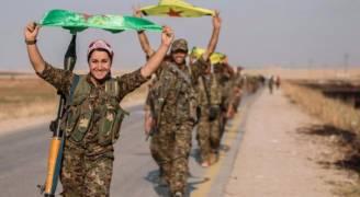 سوريا الديموقراطية تعلن السيطرة بالكامل على مدينة الرقة