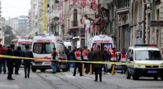 وسائل إعلام تركية: إصابة ١٢ شخصًا في انفجار استهدف سيارة للشرطة