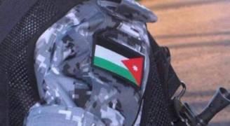 دهس رجل أمن اثناء توقيفه مركبة على طريق اربد عمان وضبط الجاني