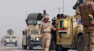 الجيش العراقي يعلن أنه أكمل 'فرض الأمن' في كركوك