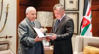 الملك يتسلم التقرير السنوي للمركز الوطني لحقوق الإنسان