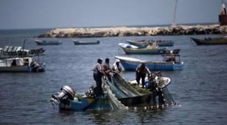 حكومة الاحتلال تسمح بتوسيع مساحة الصيد في غزة لستة أشهر