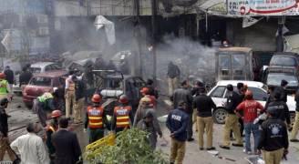 ٦ قتلى على الأقل والعديد من الجرحى في تفجير في باكستان