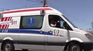 وفاة امراة وإصابة ٦ آخرين في حادث تصادم بالكرك