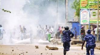 قتلى في اشتباكات بين متظاهرين والشرطة في توغو