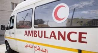 ٧٥ إصابة نتيجة ١٣٠ حادثا مختلفا