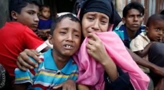 ٣٤٠ ألف طفل من الروهينغا 'منبوذون'