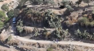 العثور على قنبلة قديمة في إربد