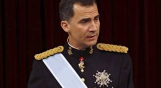 ملك اسبانيا يؤكد ان كاتالونيا جزء لا يتجزا من اسبانيا
