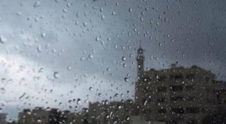 فرصة زخات الامطار تتجدد نهاية الاسبوع