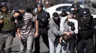 تقرير: ٤٨٣ فلسطينيا اعتقلوا خلال تشرين الأول