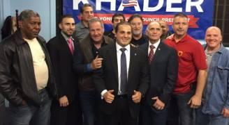 بالفيديو. أردني يفوز برئاسة بلدية في نيويورك