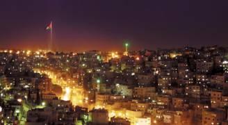 أجواء باردة نسبياً الليلة ودرجة الحرارة تصل الى ١٠ درجات في عمان