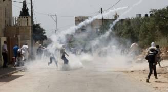 الاحتلال يقمع مسيرة كفر قدوم