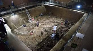 الصين: اكتشاف مقبرة ملكية أثرية سكانها ليسوا بشرا.. صور