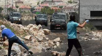 اندلاع مواجهات في قرية النبي صالح