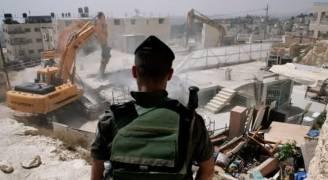 الاحتلال يعتزم هدم ٦ أبراج سكنية ومسجد ببلدة قرب القدس