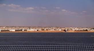 مخيم الزعتري للاجئين في الأردن يتحول للطاقة الخضراء
