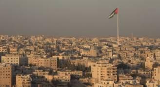 عمان: غبار كثيف وتدني في مدى الرؤية الافقية وتنبيه لمرضى الجهاز التنفسي