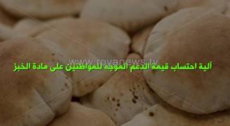 هل رفع الدعم عن الخبز مجدٍ للمواطن والموازنة العامة؟ - فيديو