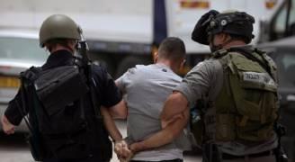 الاحتلال يعتقل ١٨ فلسطينيا