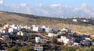 الاحتلال يخطر بمصادرة المزيد من الاراضي في شوفة طولكرم