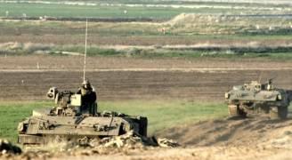 توغل محدود لآليات الاحتلال وأعمال تجريف شرق رفح