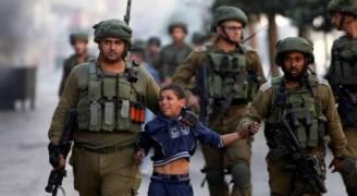 الاحتلال يعتدي بالضرب على ثلاثة أطفال شرق قلقيلية