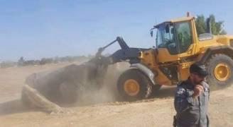 الاحتلال يهدم قرية العراقيب للمرة ١٢١