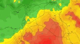 انخفاض درجات الحرارة مع مطلع الأسبوع الجديد