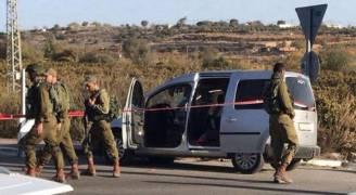استشهاد فلسطيني نفذ عملية دهس جنوب بيت لحم