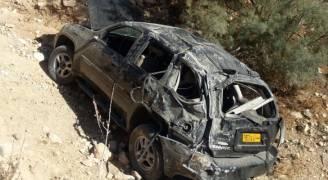 وفاتان و ٦ إصابات بحادث سير في البلقاء..صور