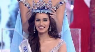 بالفيديو .. طالبة 'طب' هندية تتوج بلقب ملكة جمال العالم