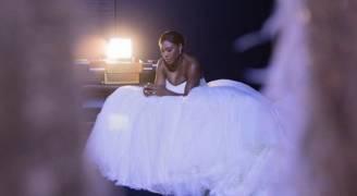 ٣ ملايين دولار لثوب زفاف سيرينا ويليامز