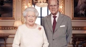 إليزابيث وفيليب.. زواج ٧٠ عاما في صورتين