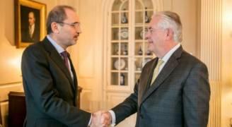 الأردن وامريكا يبحثان جهود إقامة منطقة خفض التصعيد جنوب السوريا