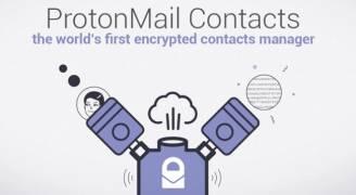 'بروتون ميل' تطلق خدمة مشفرة لإدارة جهات الاتصال