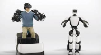 تويوتا تكشف النقاب عن الجيل الثالث من الروبوت البشري T-HR٣