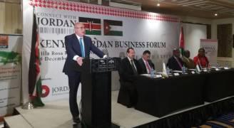 وزير الاستثمار يتوقع تطورات إيجابية عام ٢٠١٨ بشأن طريبيل والوضع السوري