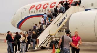 توقيع على استئناف الرحلات بين مصر وروسيا الجمعة