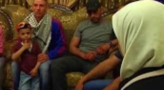 الأسير عمر إدريس المفرج عنه ينقل رسالة من الأسرى المضربين