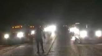 مقتل شخص وإصابة آخر بمطاردة أمنية في مرج الحمام