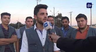 مبادرة خيرية لتوزيع طرود الخير على المواطنين بمحافظة الكرك